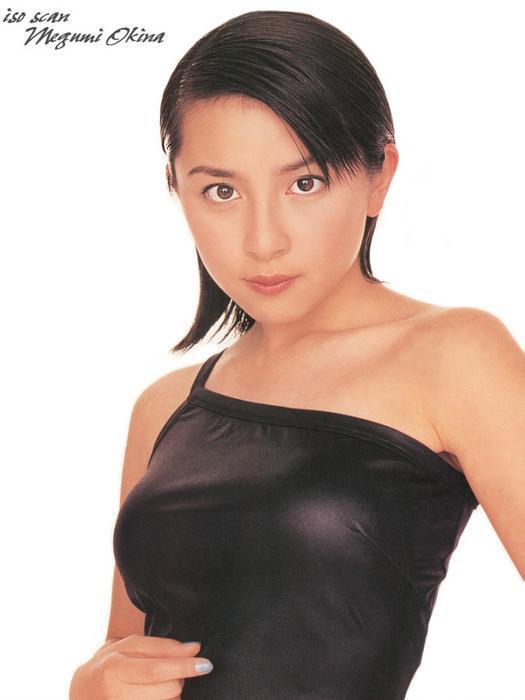 奥菜恵さんのポートレート